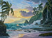 Tropical Seclusion (Oil)